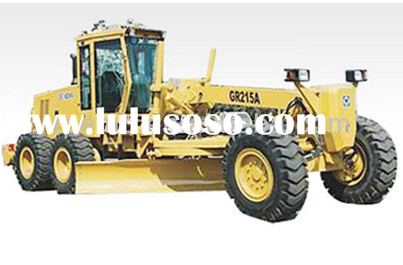 front bulldozing plate of grader equipment ,16.1t 160kw GR215A Motor Grader for sale,motor grader sp