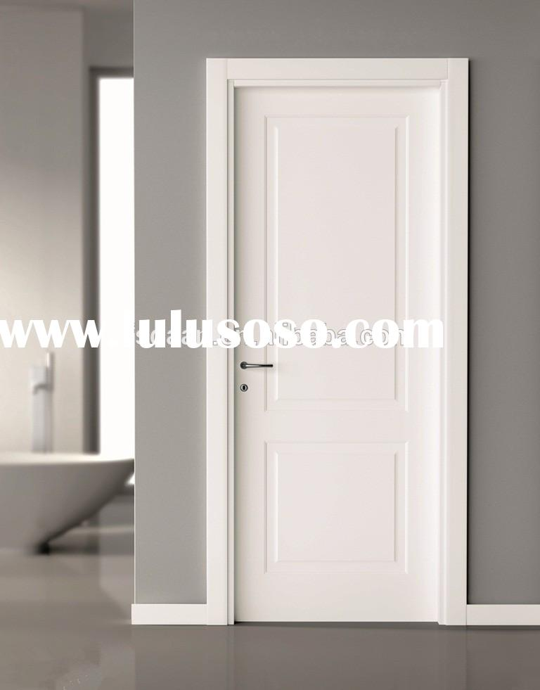 Doors interior mdf doors interior mdf manufacturers in for Mdf solid core interior doors