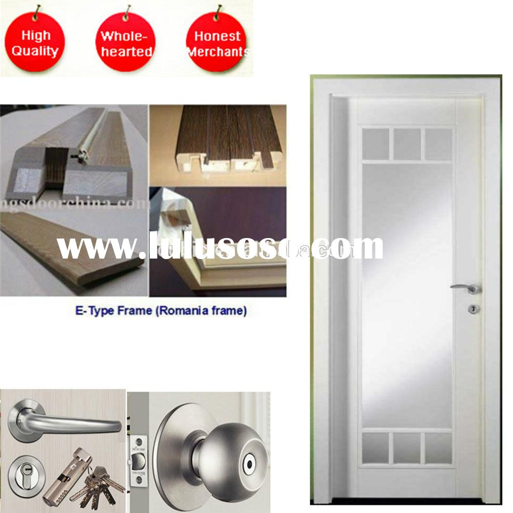 Door solid core door solid core manufacturers in lulusoso for Mdf solid core interior doors