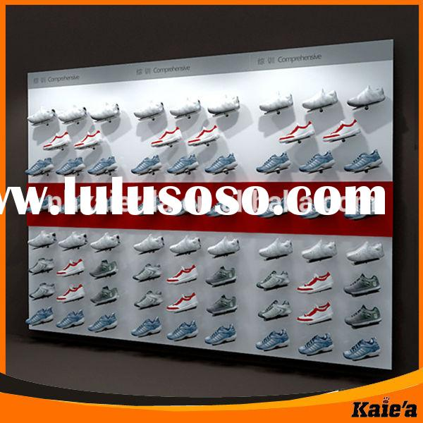 retail store shoes display fixture,shoe cabinet furniture