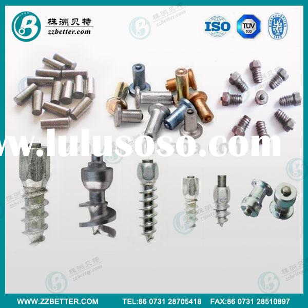 snow tire studs/tire stud tool/screw tire studs/snow antiskid tire stud/tire studs for sales