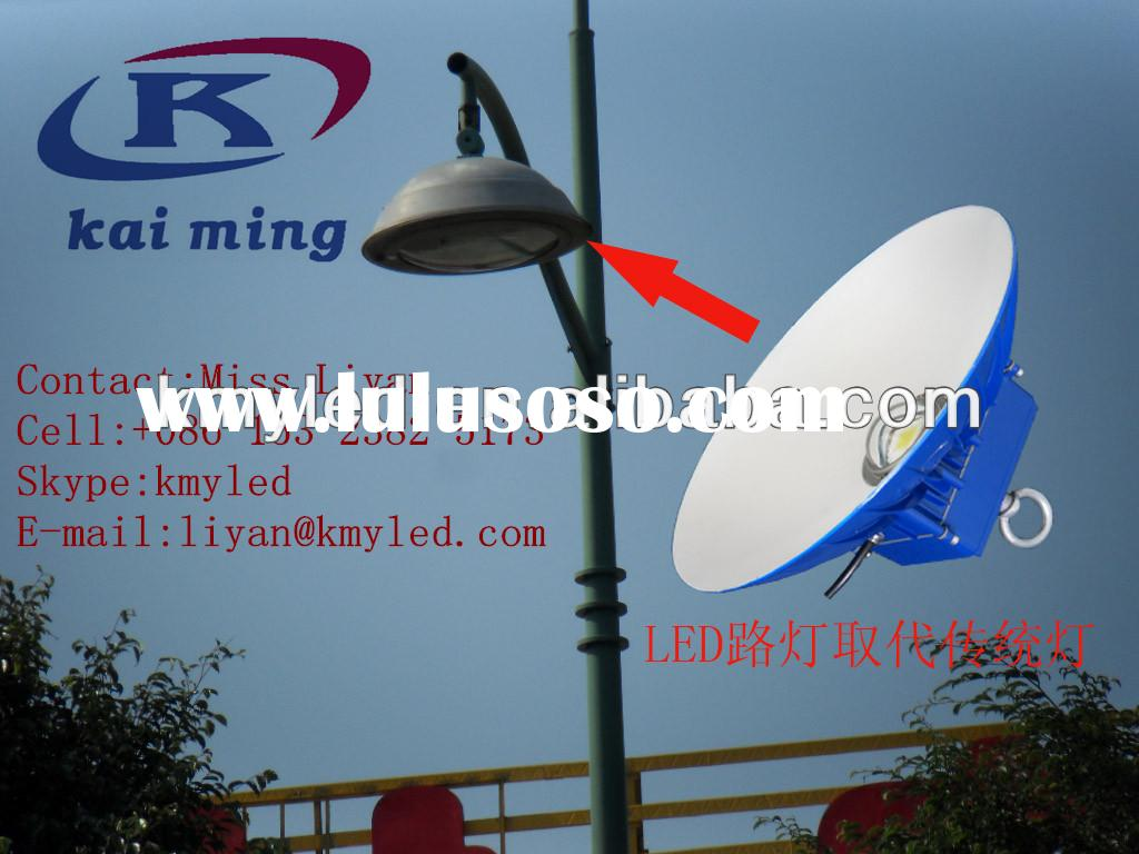 solar street light led with photocell 100w 120w have outdoor industry high power 80w led high bay li
