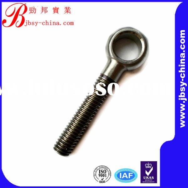 stainless steel high tension eye bolt stud bolt china supplier