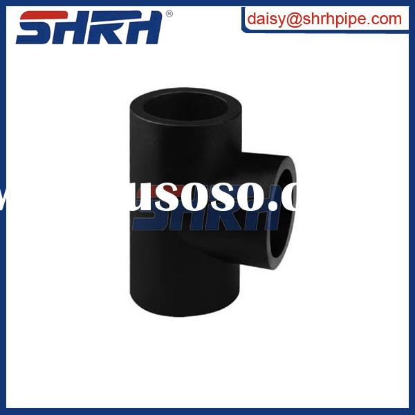water main fittings plastic water fittings pe pipe fitting