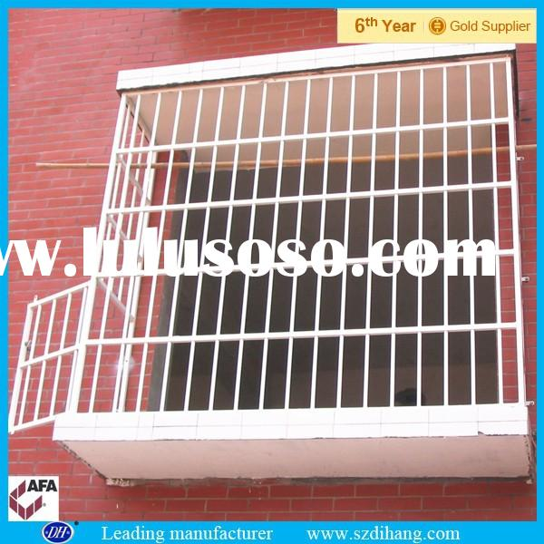 wrought iron window grill design / decorative wrought iron window grill