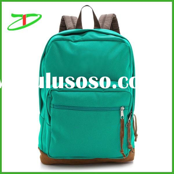 2015 new design hot sale fashion school college bags for girls