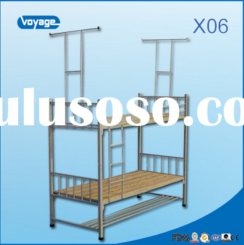 2015Hot sale VX06 Cheap Hospital Kids Bunk Bed Double Decker;Children bed