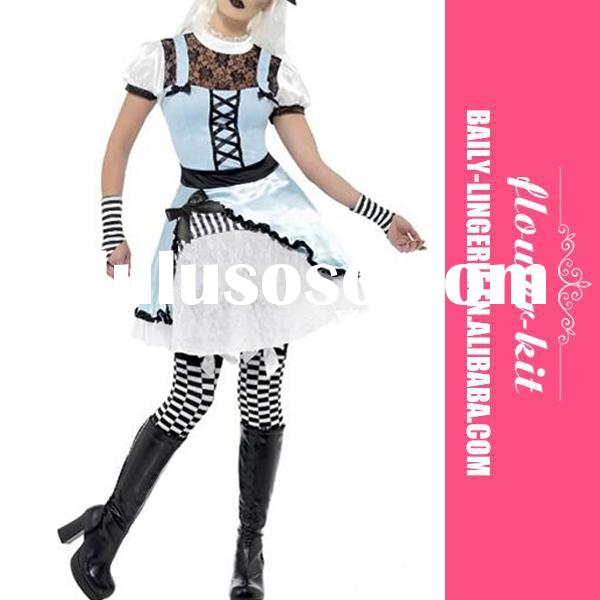 Best selling Gothic Wonderland Costume Fancy Dress cosplay Halloween costumes for women wholesale