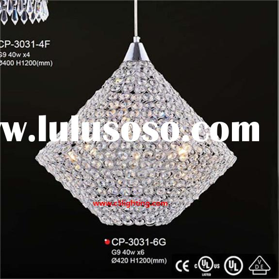 China factory wholesale crystal chandelier lighting large beads for jewelry making