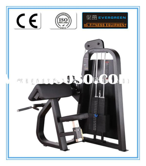 China manufacturer gym Equipment Camber Curl HP-15 used gym equipment for sale