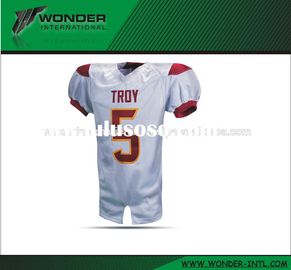 Custom American Football Jerseys / American Football Jerseys For Club,Schools And Colleges