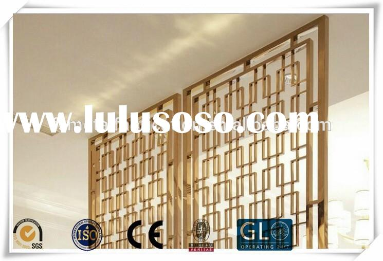 Decorative Screen Room Divider/ Metal Wall Panel/ Interior Partitions