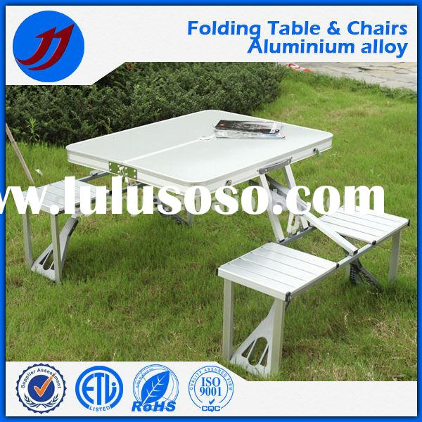 Hot popular outdoor furniture folding picnic table