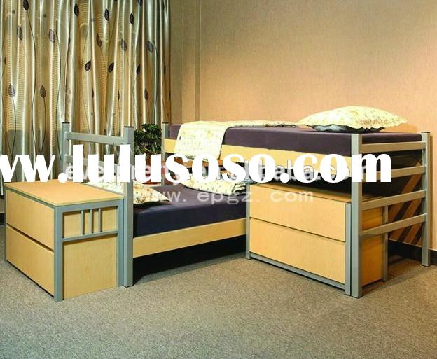 India Import Furniture Of Bedroom Furniture, High Quality China Latest Bunk Bed Design