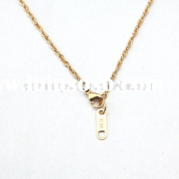 Jewelry Chain 14K gold Filled Chain for Lockets