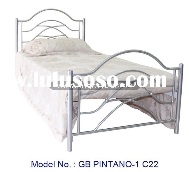 Latest Designs Of Metal Bed In Single And Double, metal bed in malaysia, bed design furniture, lates