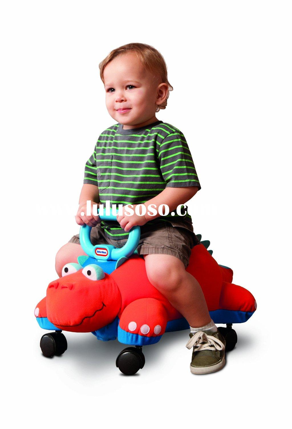 Little Tikes Dino dragon baby Pillow Racers - Little tikes racer for kids