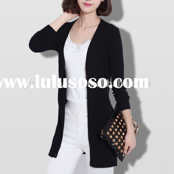 New Autumn Fancy Design Cardigan Long Sweater for Women WS1513