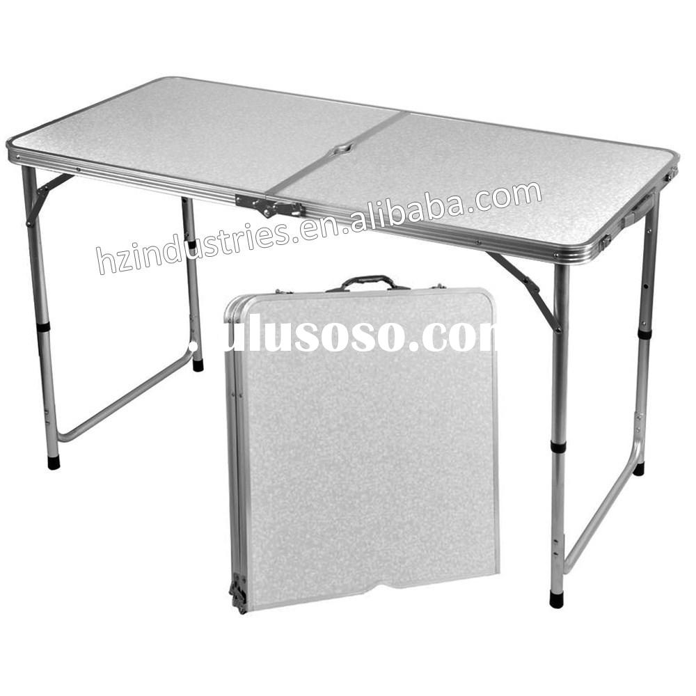 Small table with umbrella hole small table with umbrella - Aluminium picnic table with umbrella ...
