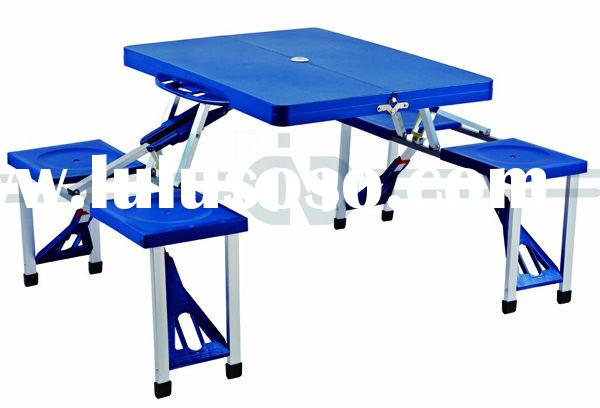 Outdoor Portable Picnic Folding Camping Table