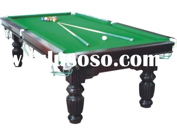 Promotion small used pool table for sale for game play