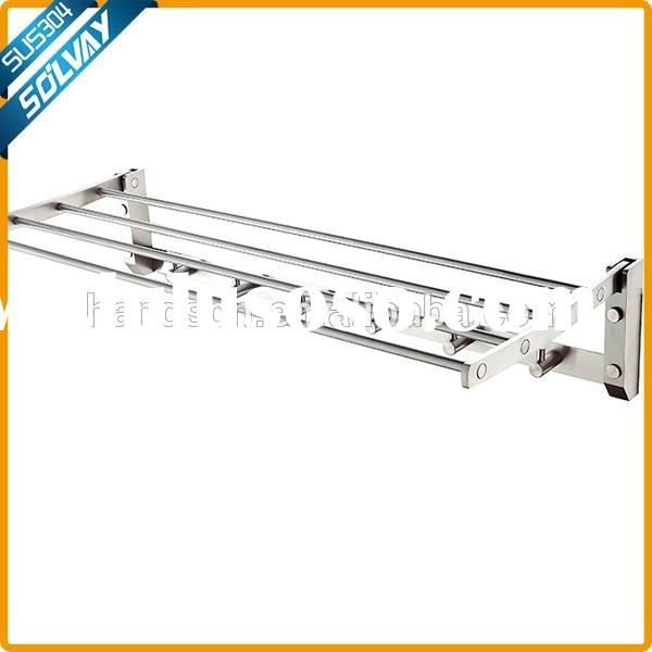 Wall mounted towel bars,towel drying rack,bathroom towel drying racks