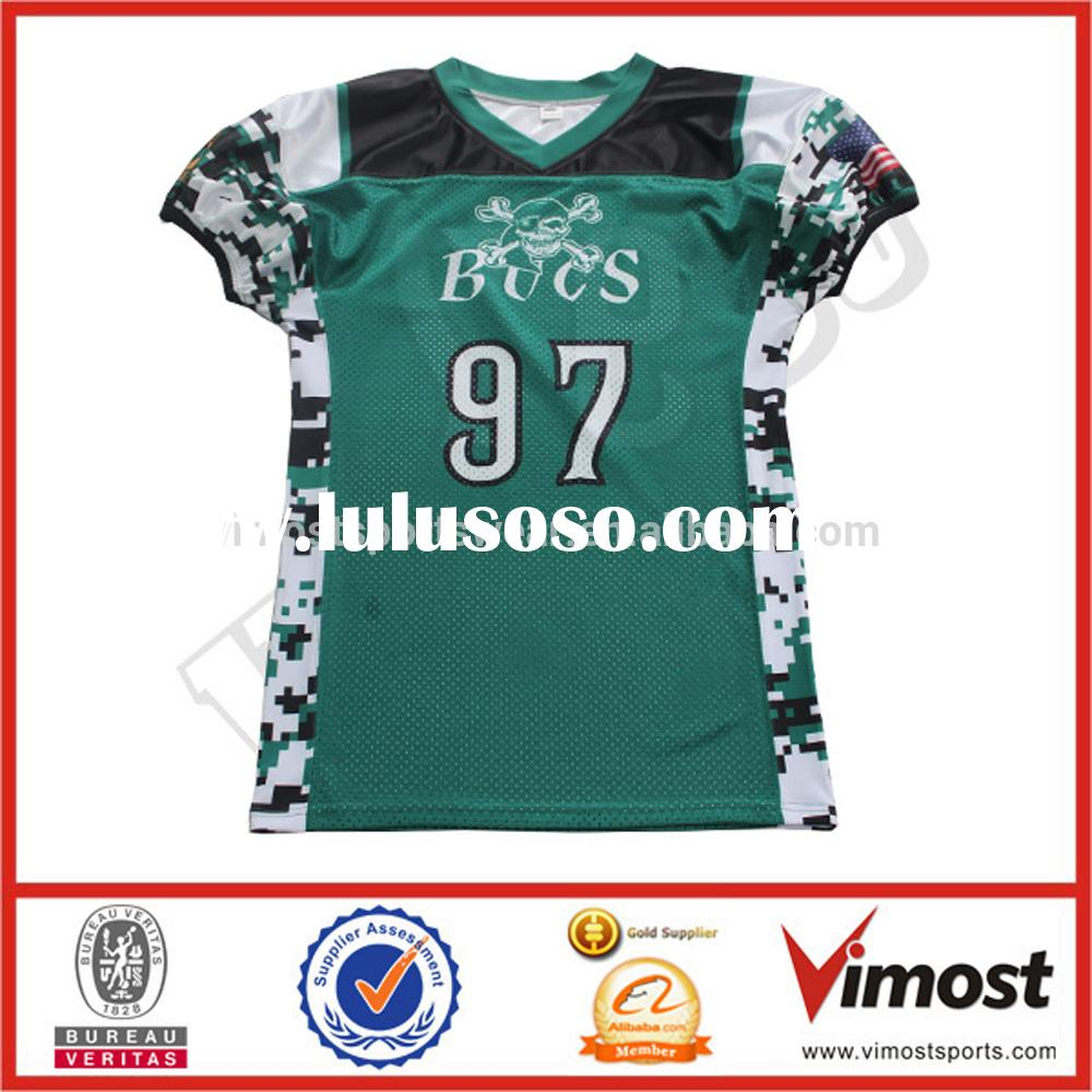 american football jersey custom/sublimated american football jersey/women american football jersey 1