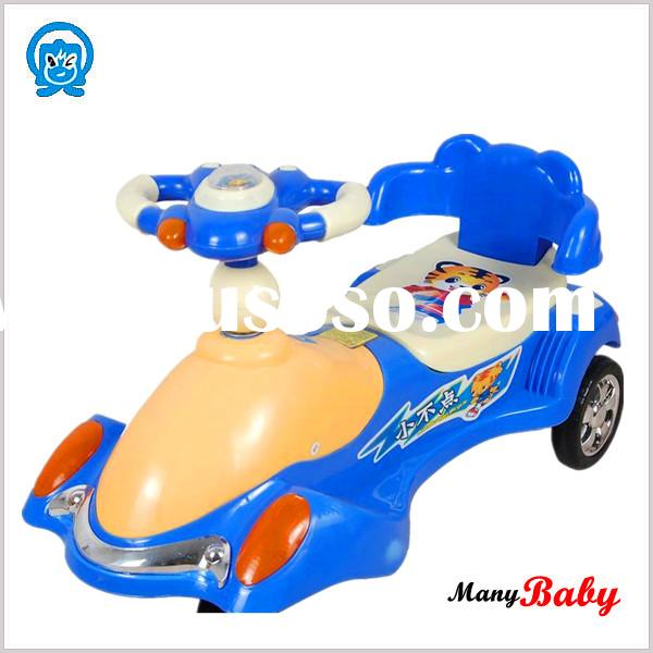 children new design swing car in high quality baby baby tricycle swing car