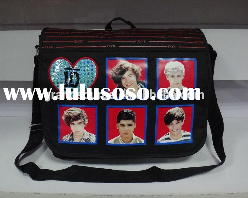 fashion teen messenger bag for school