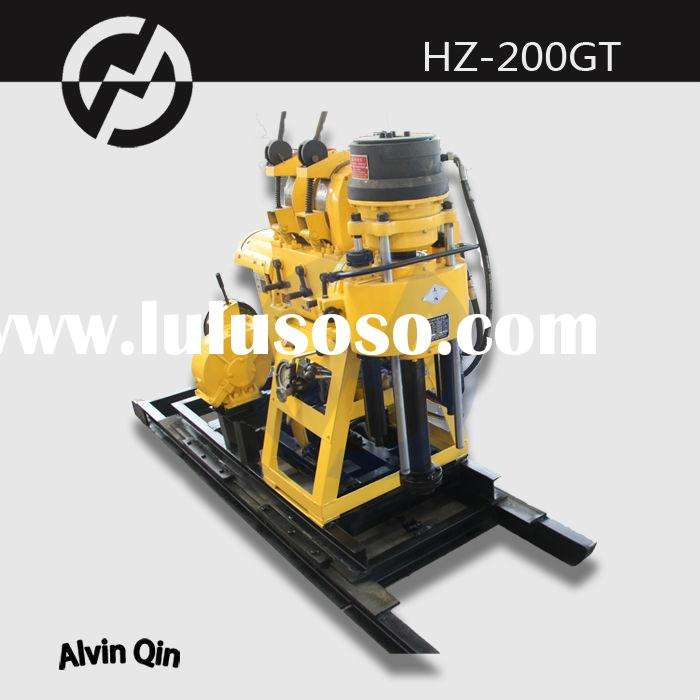 200m widely used HZ Series water well drilling equipment