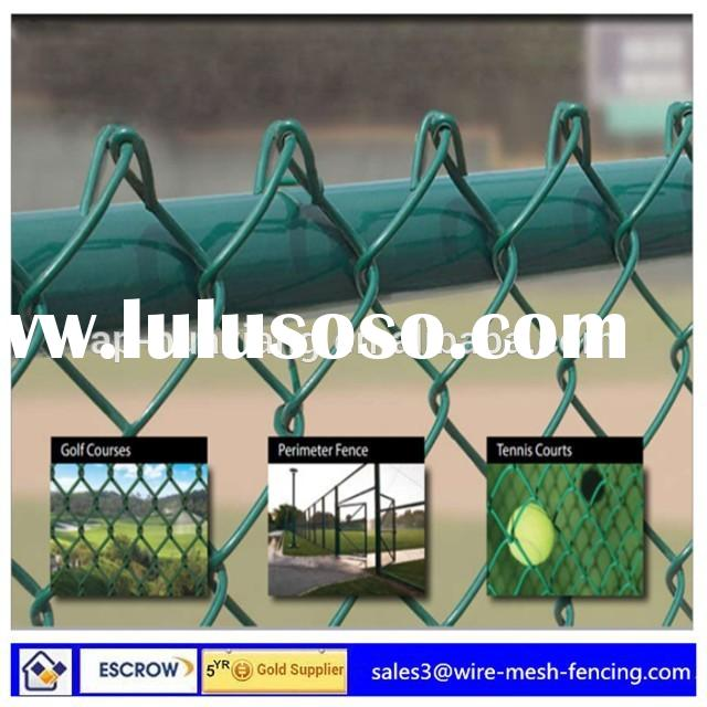 2015 NEW Lowes Chain Link Fences Prices/Cost of Chain-Link Fence /chain wire fence roll