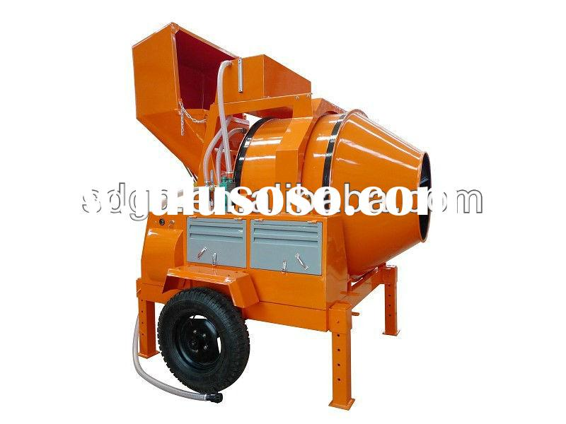 350L 500L 750L Diesel powered concrete mixer