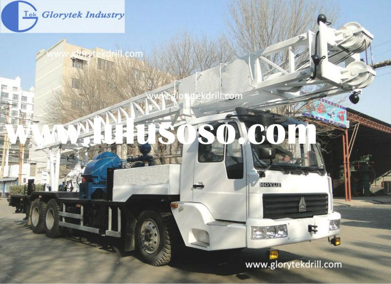 400ZYII drilling equipments used for water well construction