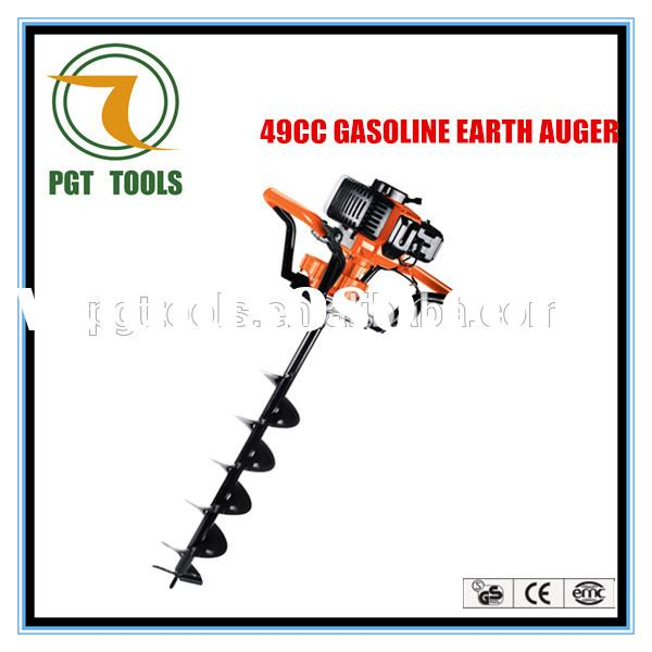 49CC Gasoline used water well drilling equipment