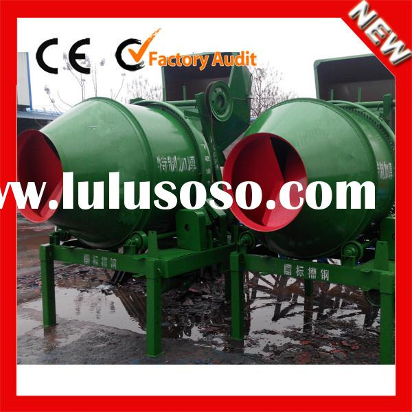 China factory price of mini mobile JZC500 diesel powered concrete mixer for sale nz