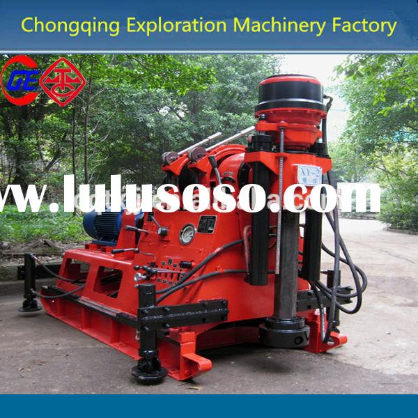 China Manufacturer Compact and Powerful XY-2F Core Portable Used Water Well Drilling Equipment