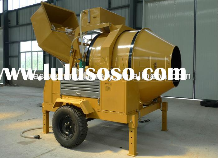 Diesel power concrete mixer for sale nz
