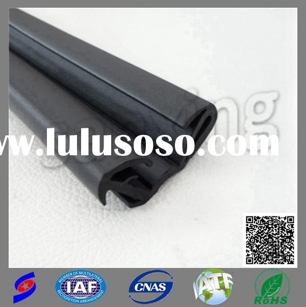 EPDM car rubber seal of universal moulding for windshield