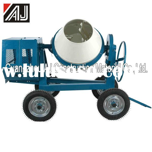 Hot Selling!!!Diesel /Electric /Gasoline Engine Powered Concrete Mixer with260L,300L,350L,400L,500L
