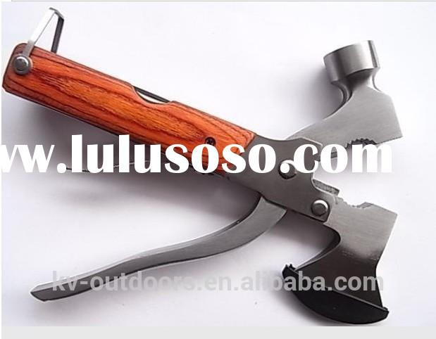 KV23-004 Outdoor Camping Hunting Survival Hammer Ax Knife Tactical Survival Gear