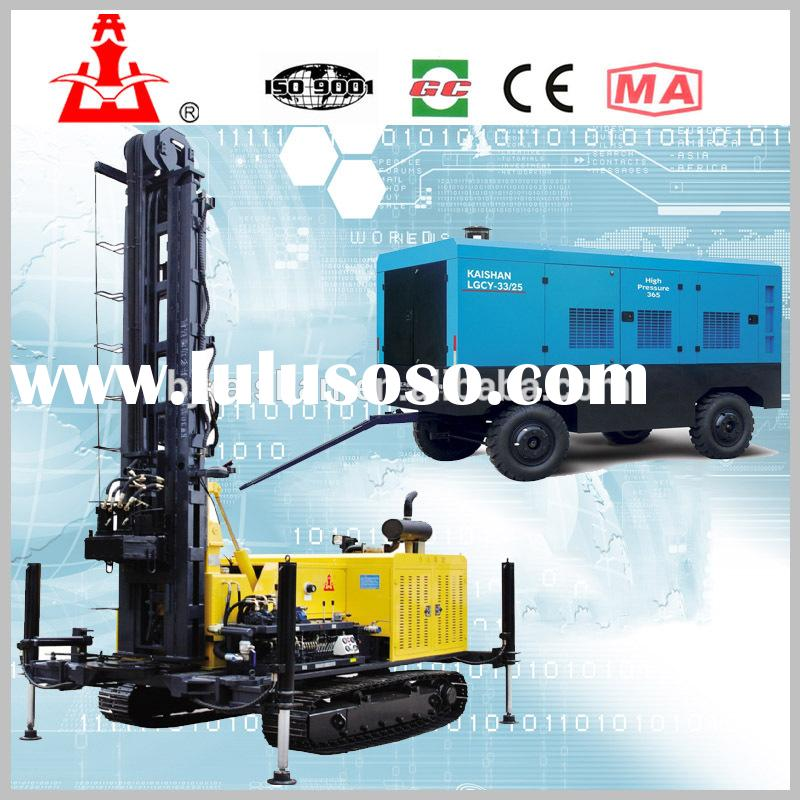 KW30 water well drilling machine/Portable water well drilling device/used water well drilling equipm