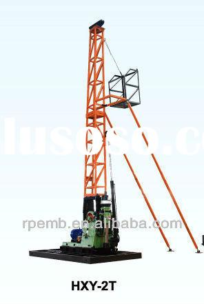 RP HXY-2T good price used portable well drilling equipment