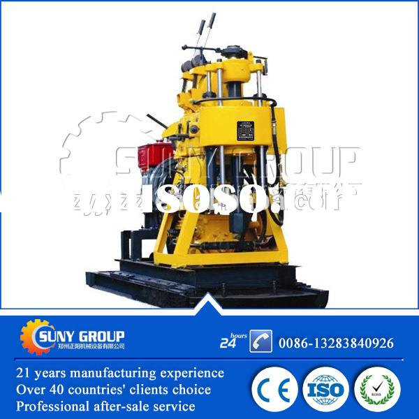 Used manual hydraulic well drilling equipment