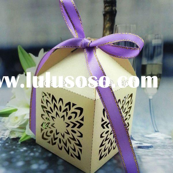 2014Teda Party Favor Event & Party Item Type and Back To School Occasion Multi-Color Favor Box