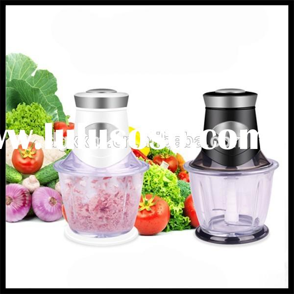 2015 Home needs mini electric food chopper ,hand held food chopper,industrial food chopper for your