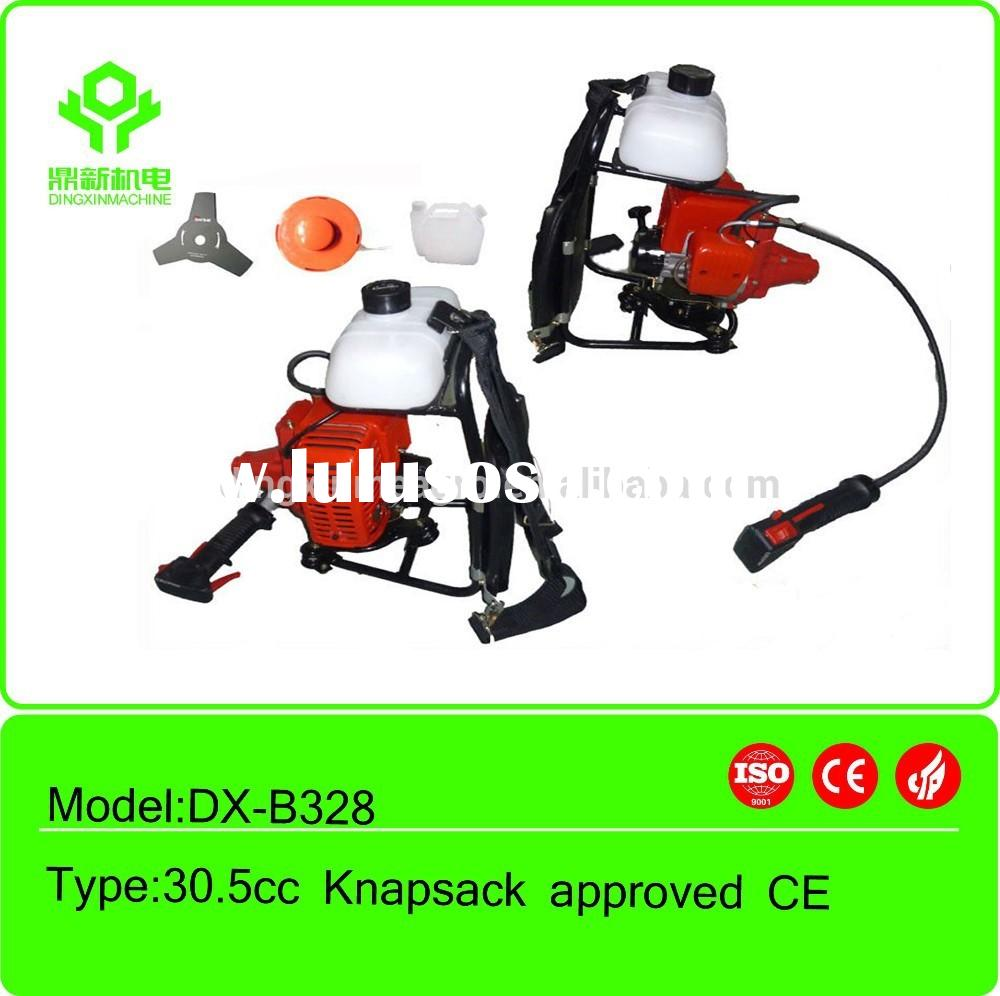2015 best selling machine small petrol grass cutting machine with CE/GS