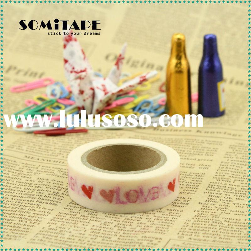 Antistatic Rice Paper Tape Craft Handmade For Diy Hand-Made Art Working