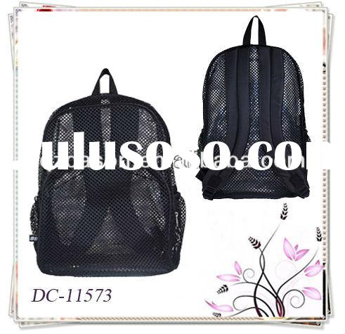 Cool kids mesh backpack for girls and boys