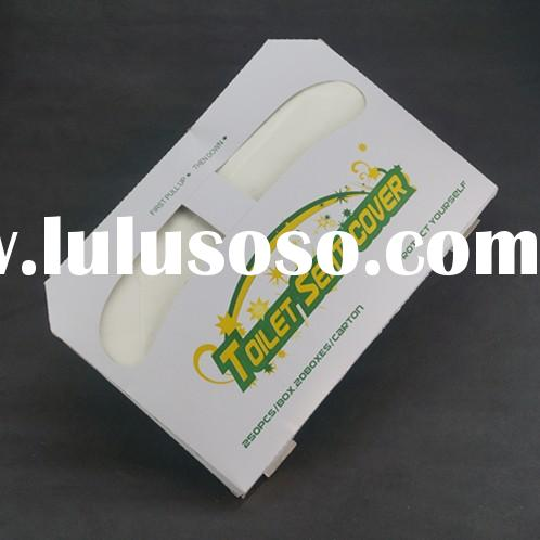 Disposable Paper Toilet Seat Cover for Travel