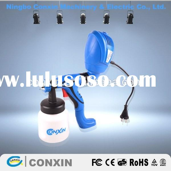 HOT 350W Electric spray paint gun / electrostatic paint spray gun CX04 CE/GS/EMC Approved- Professio